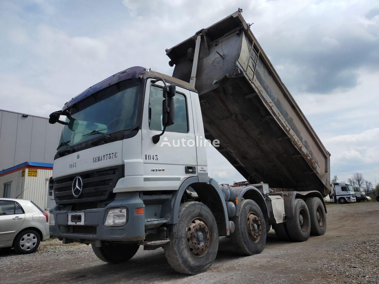camion-benne MERCEDES-BENZ Actros 4144
