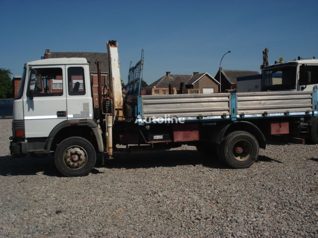 camion-benne IVECO 135.17 - 4x2