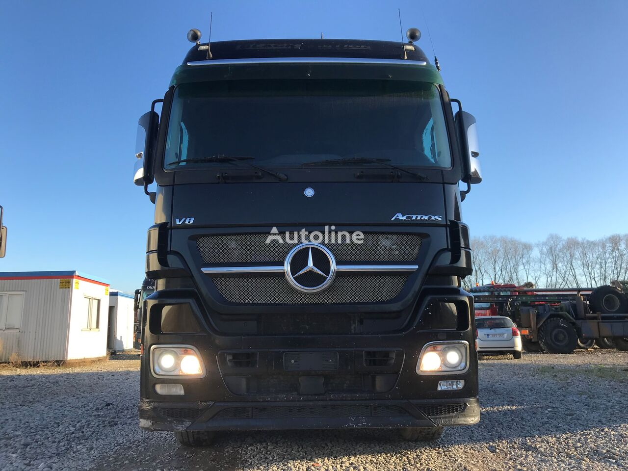 tracteur routier MERCEDES-BENZ Actros 1861 BLACK EDITION - 4x2 ///1 OF 250 IN THE WORLD///