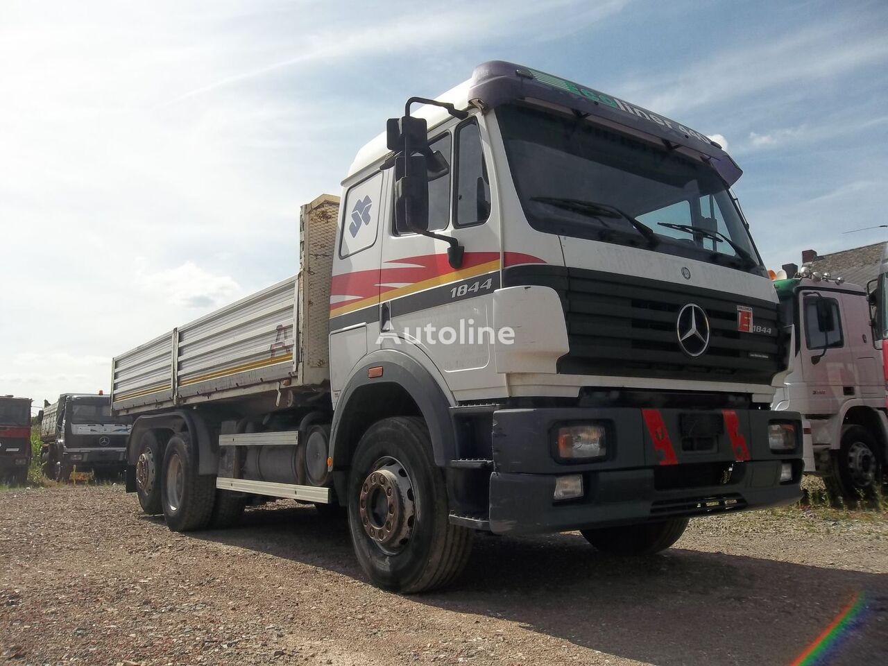 MERCEDES-BENZ SK 1844 - 6x2 kipper vrachtwagen